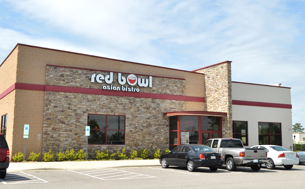Red bowl raleigh