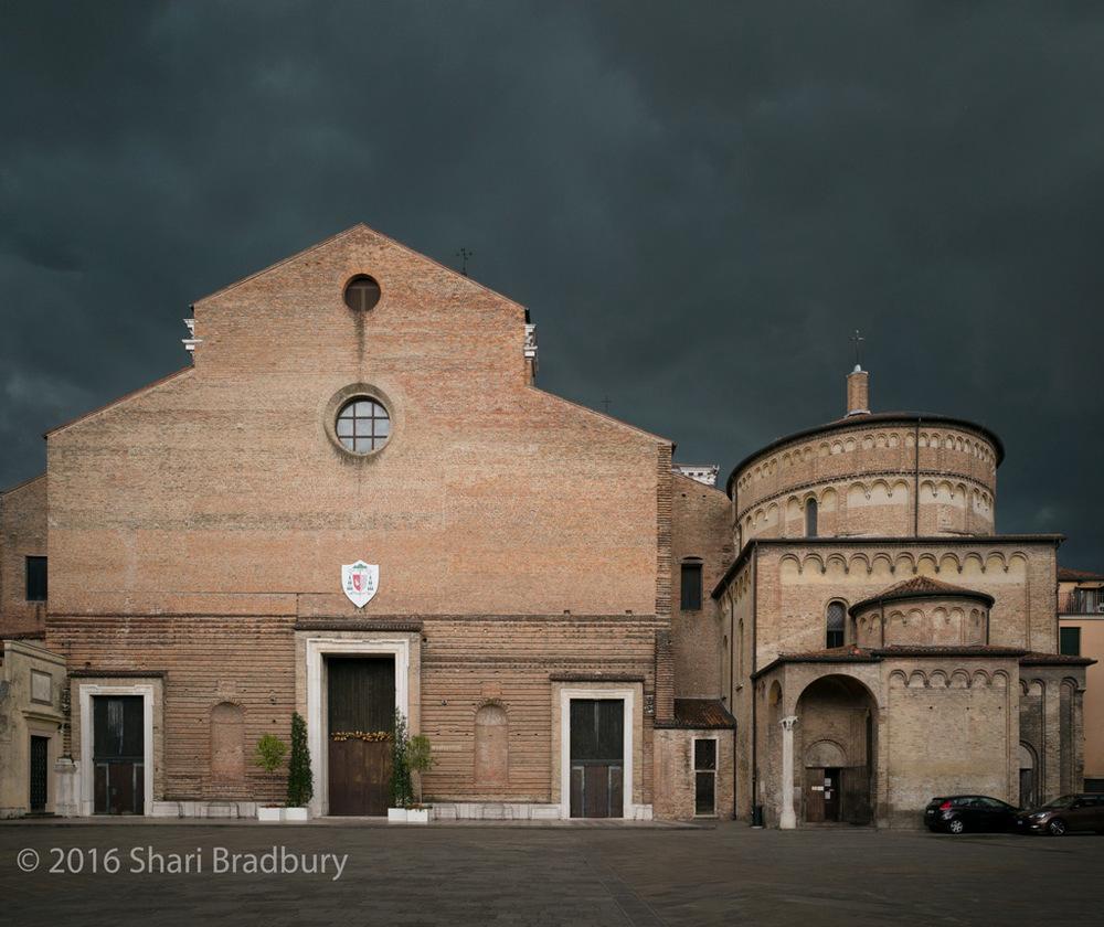 Padua Cathedral.