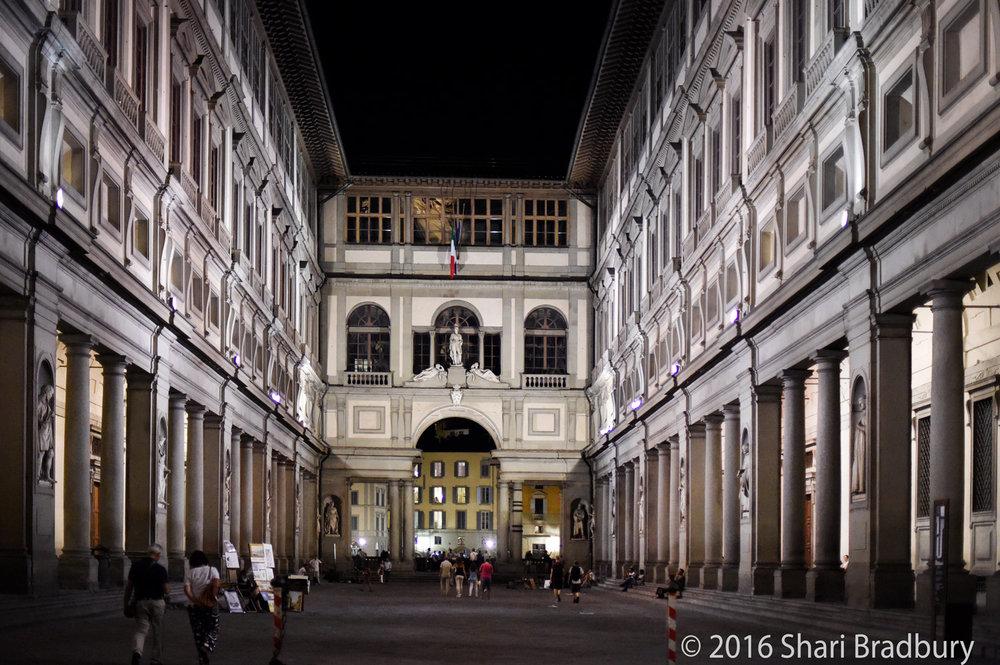 Piazza degli Uffizi