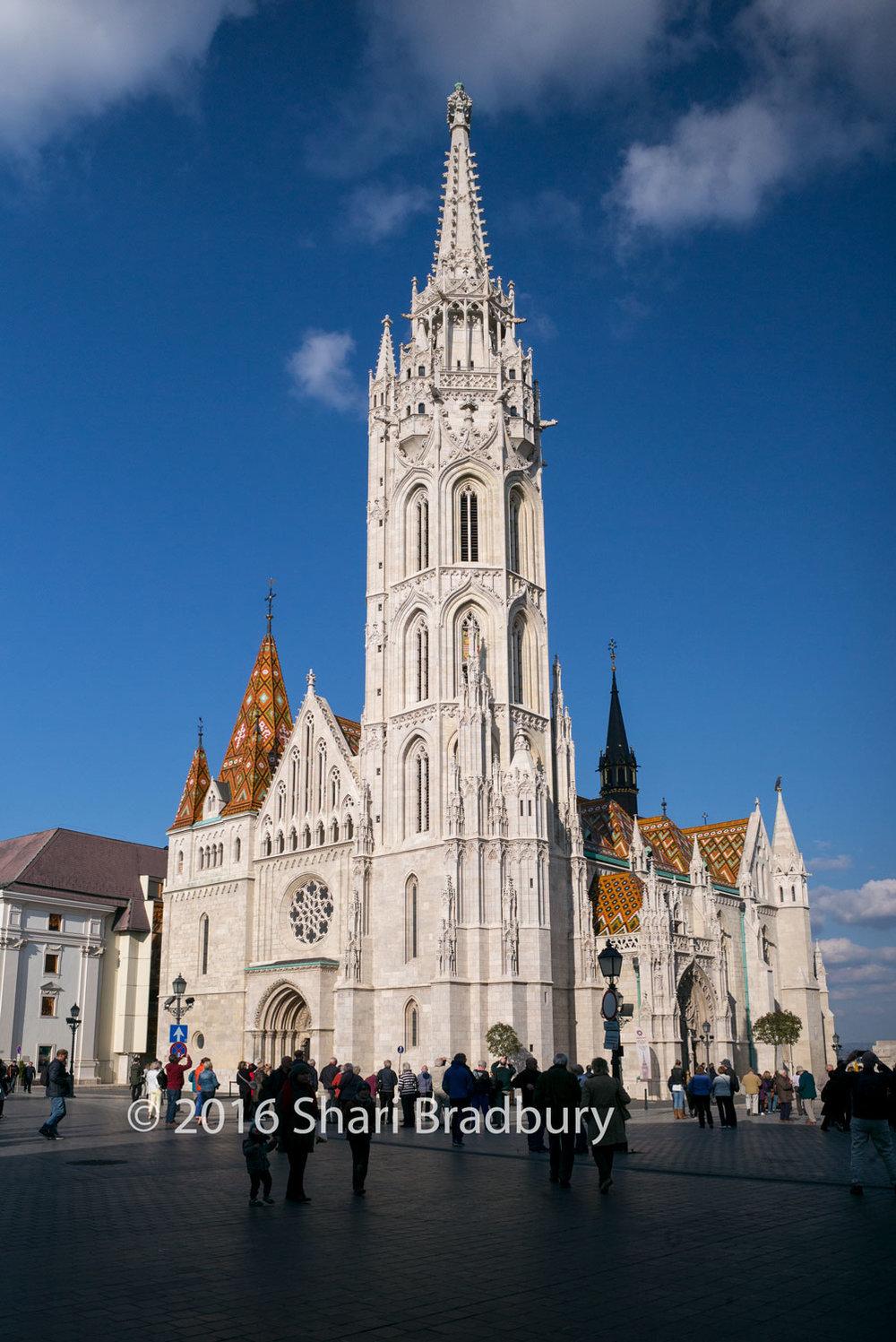 Matthias Church, Mátyás Templom, Szentháromság tér