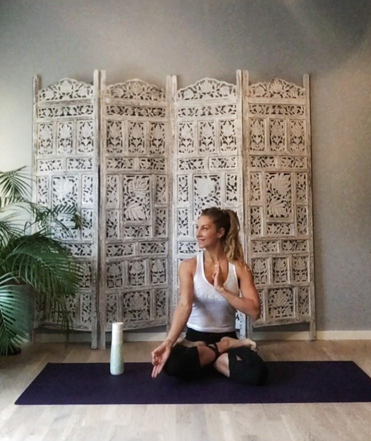 Johanna aka Yogajohanna