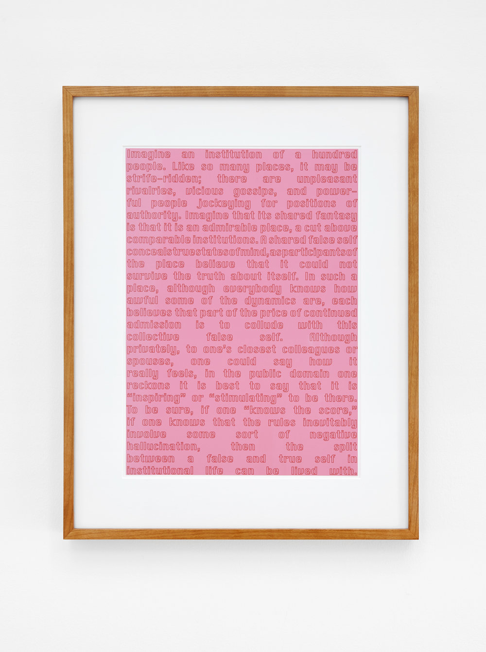 Anna Susanna Woof Untitled 2016 Framed C-print 42 x 29.7 cm Ed 2 + 1 AP