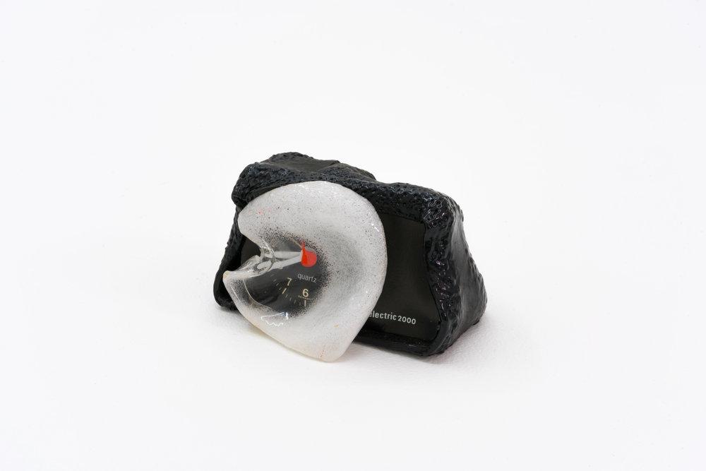 Remko Scha,  Plastic Meltdown , 1962-1992, Plastic, 5 x 12 x 8 cm