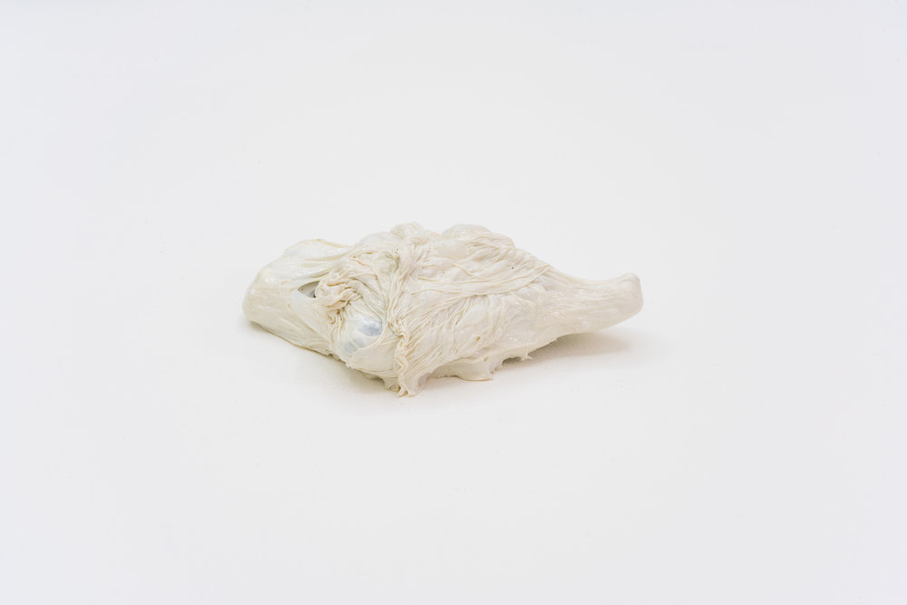 Remko Scha,  Plastic Meltdown , 1962-1992, Plastic, 4 x 15 x 12 cm