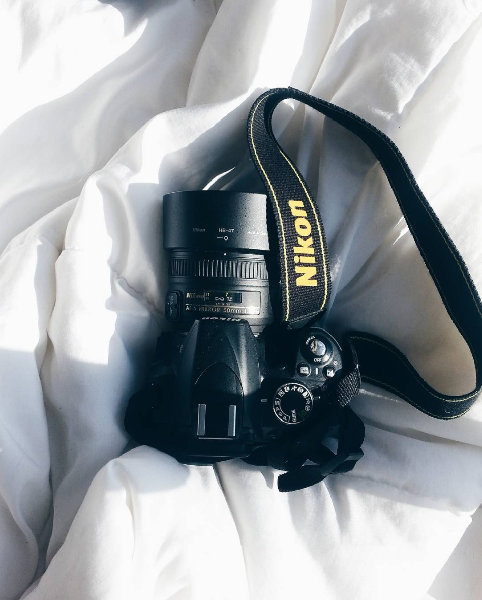 Nikon D3100 with a Nikkor 50mm f1.8