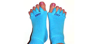 Keep toes separated and help overcome squished toes!