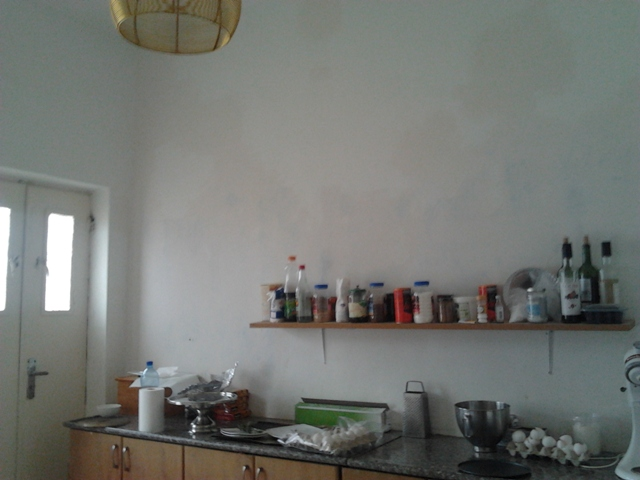 Kitchen: Before
