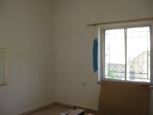 Before: Guest bedroom/office