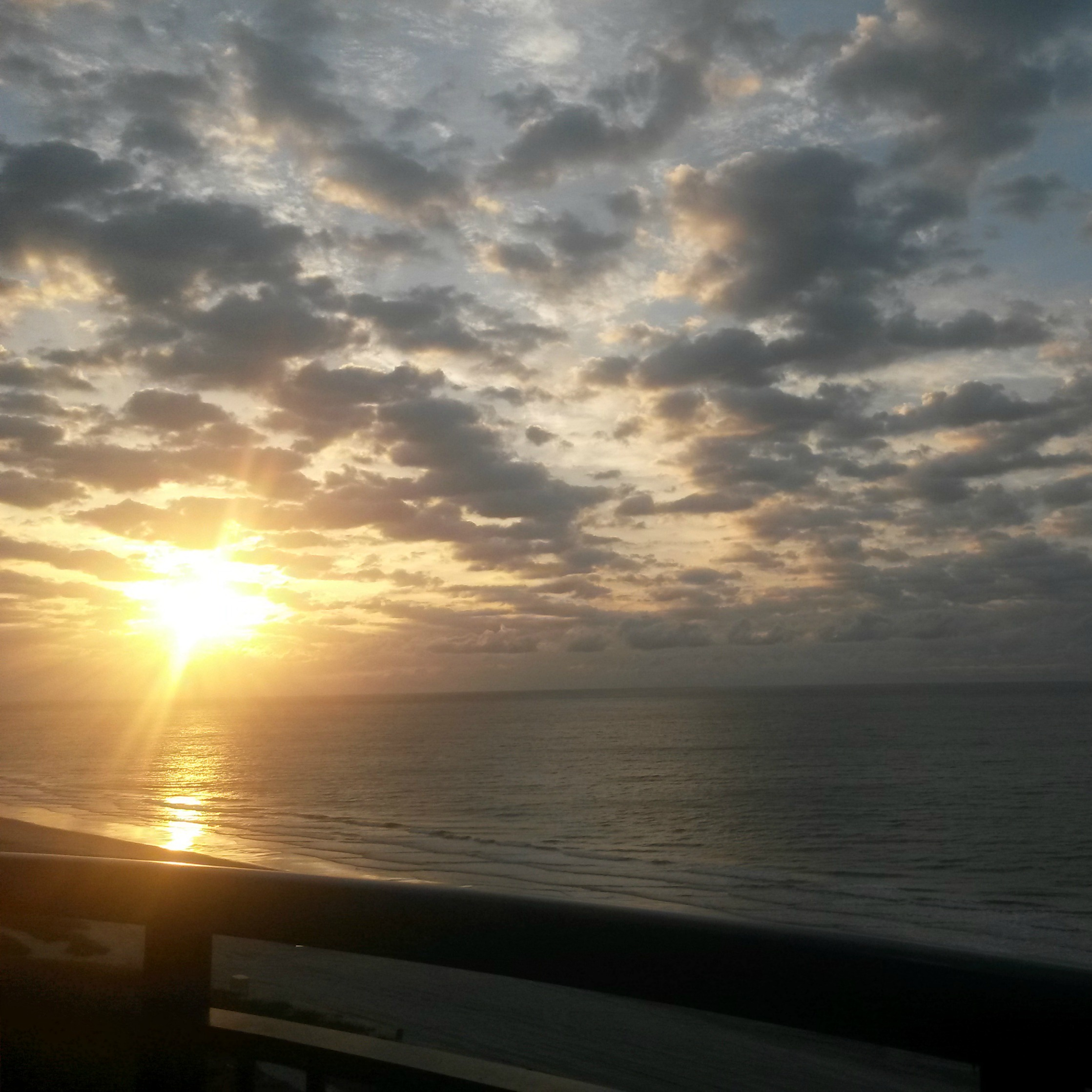 Sunrise in Myrtle Beach