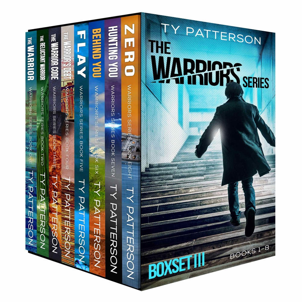 The warrior series thriller novel