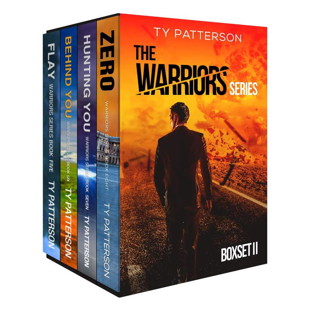 The warrier series ty patterson