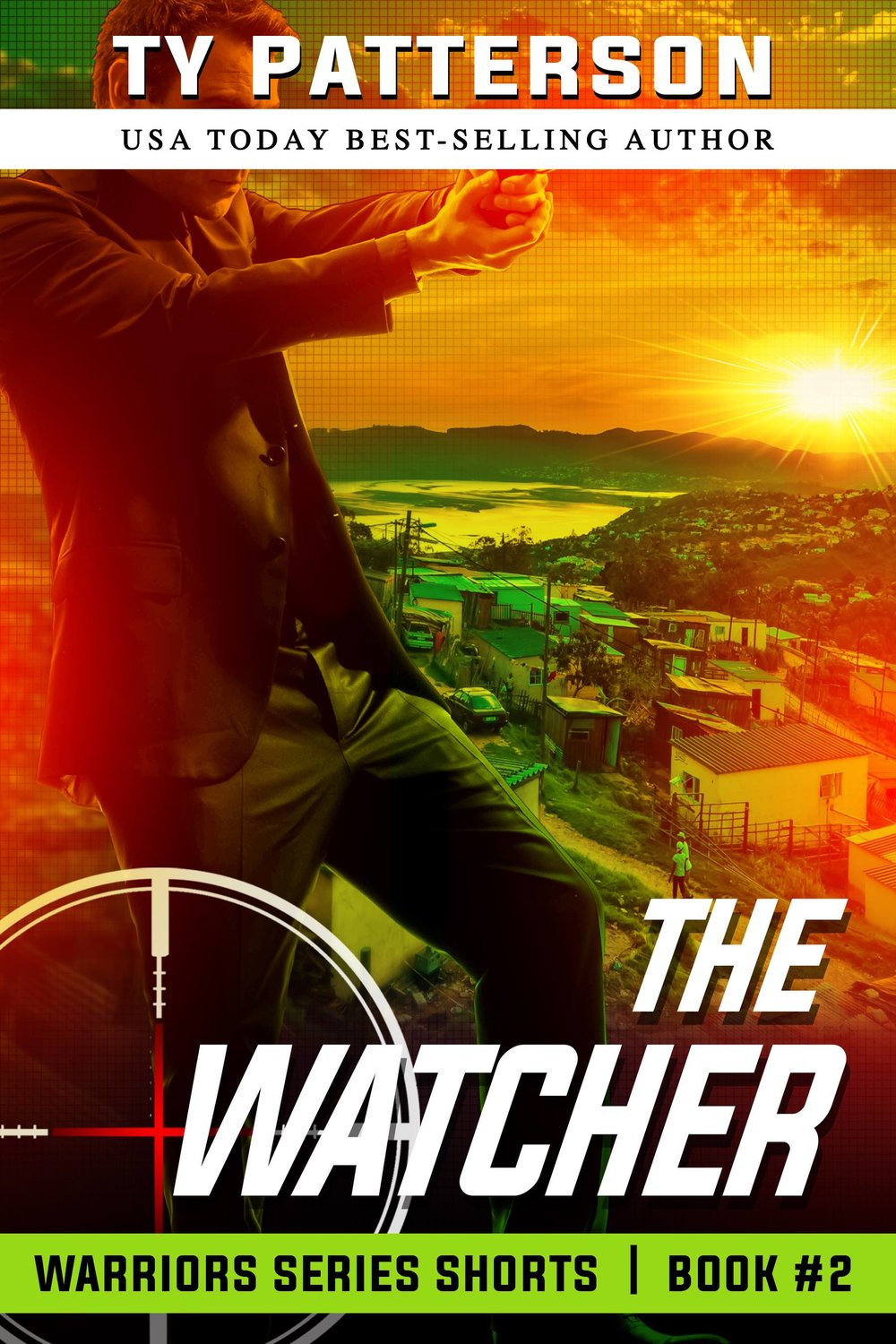 The Watcher Ty Patterson