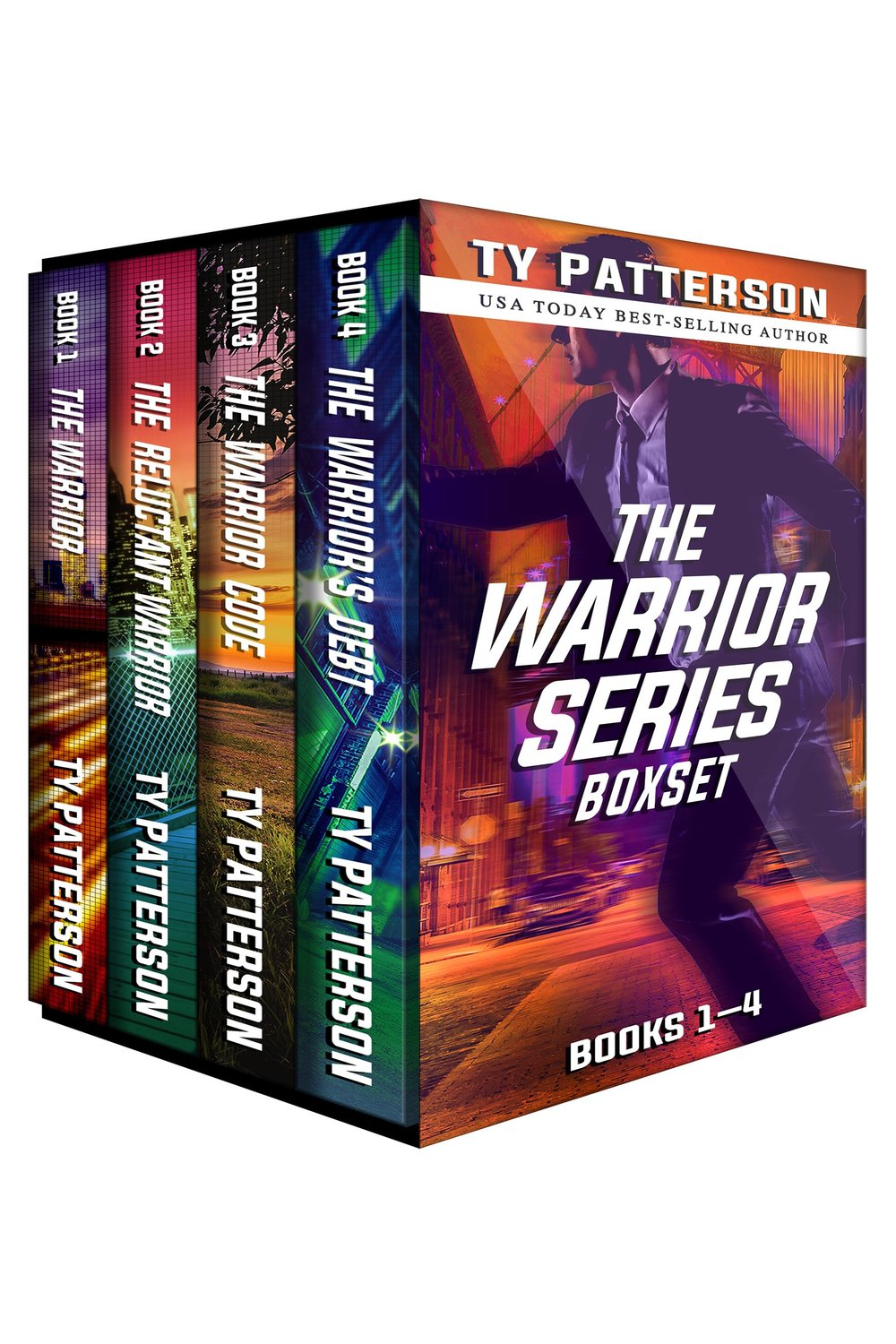The warrior series ty patterson books 1 4 fandeluxe Epub