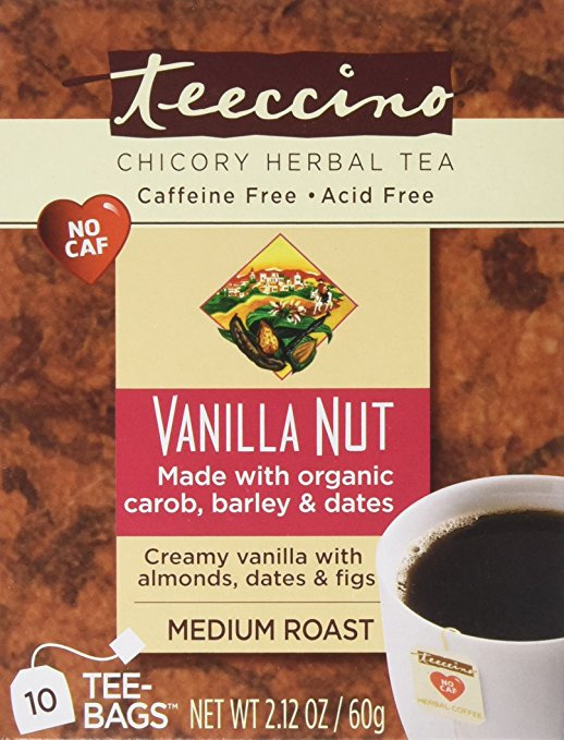 Teeccino Coffee Substitute