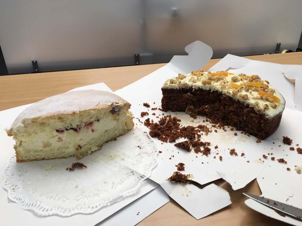 Carmen's Birthday cakes.jpg