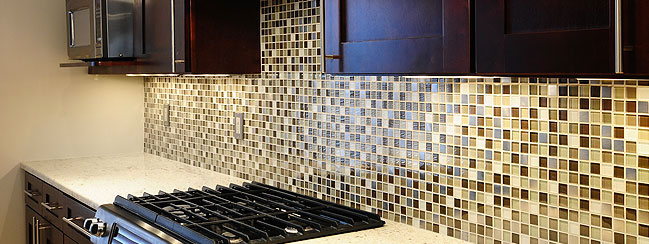 custom tile splashboards and wall coverings