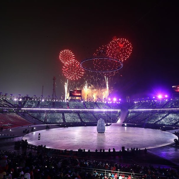 Very inspired by the XXIII's Opening Ceremony. Read the new blog!