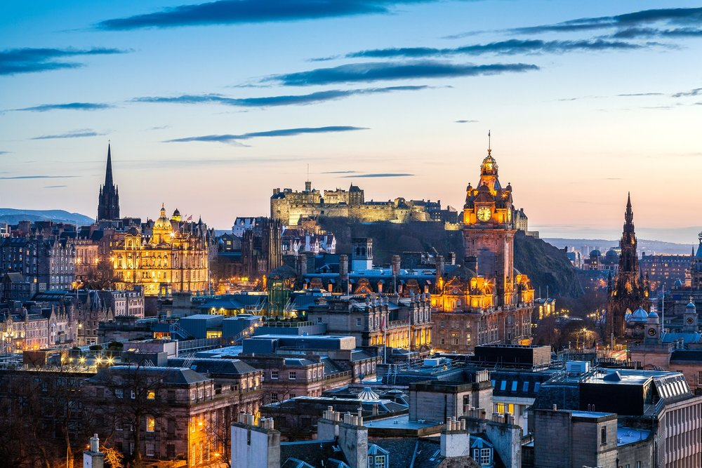 EP22 - EDINBURGH: WHISKY, KILTS & CASTLE ROCK