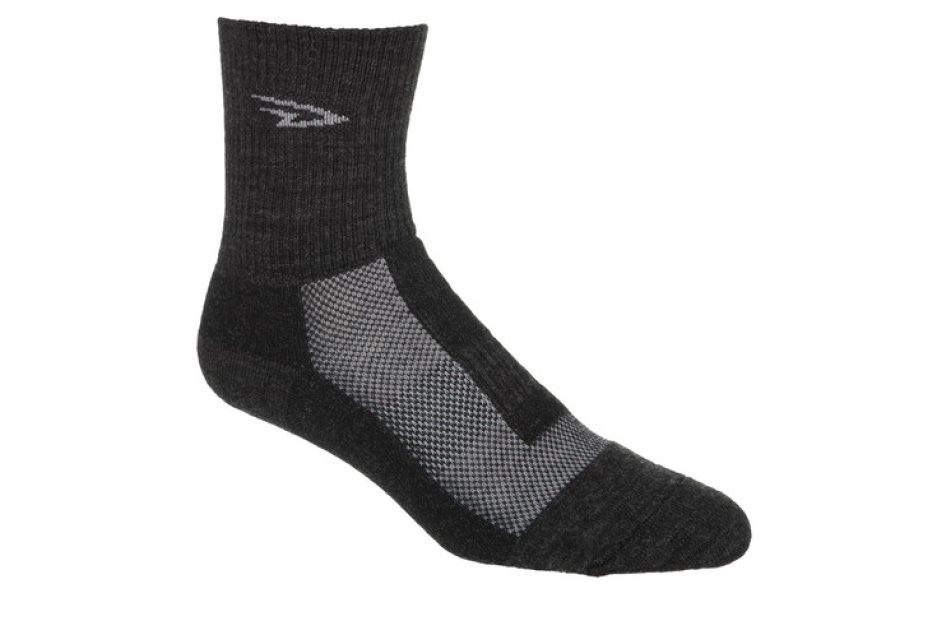 DEFEET WOOL SOCKS  Traveling in the winter? Do yourself a favor and pick up these medium-heavy wool socks, perfect for damp Europe November-April