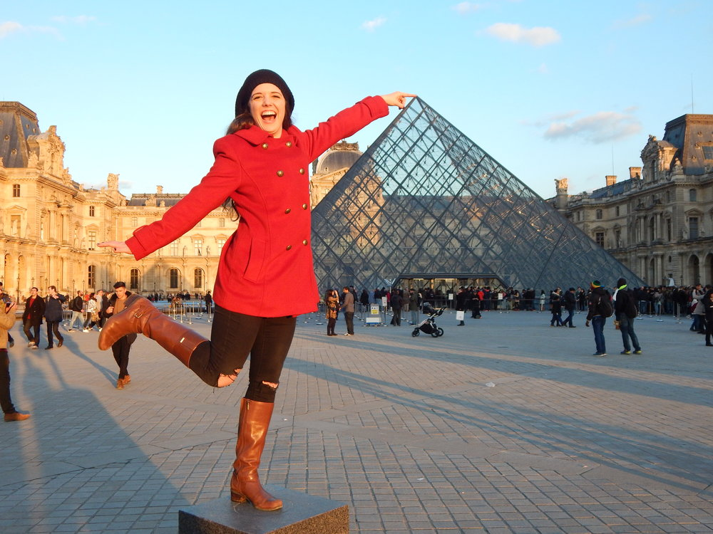 Louvre girl January.JPG