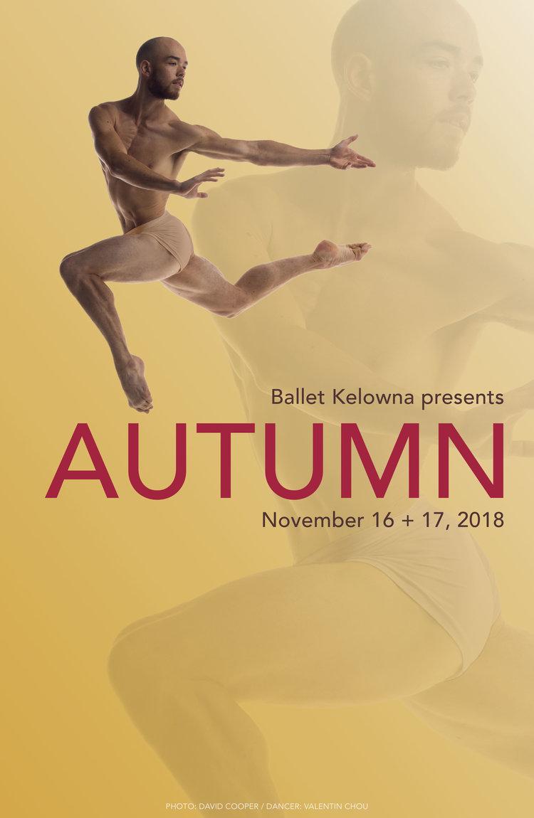 Ballet Kelowna Presents Autumn