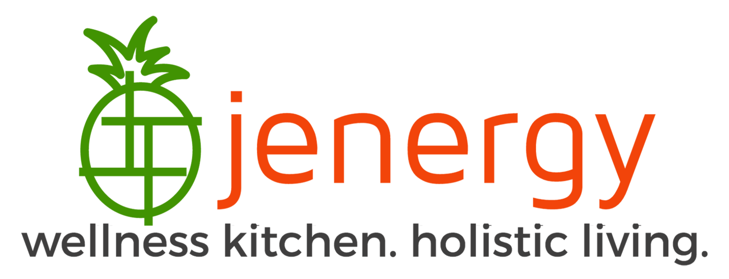 jenergy | wellness kitchen. holistic living.