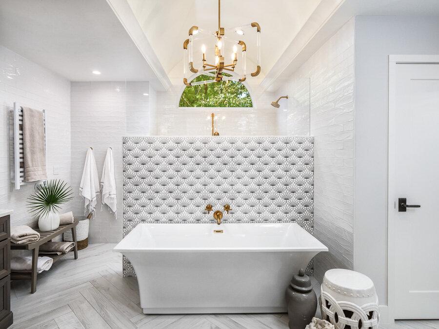 Create A Home Spa With Your Bathroom Design Haile Kitchen Bath