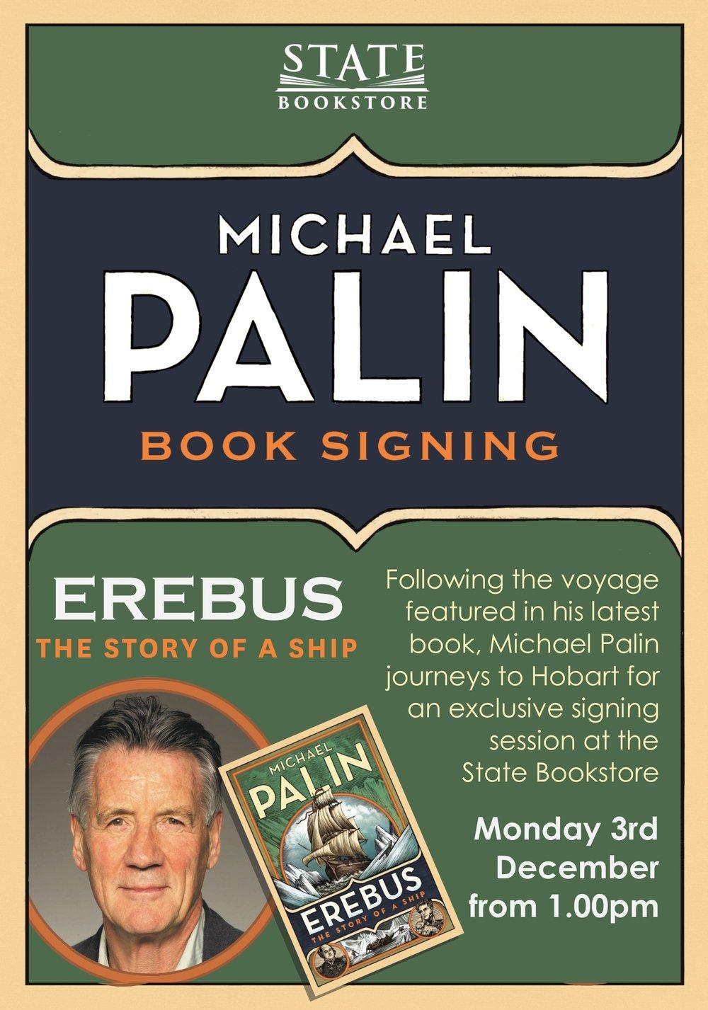 Michael Palin - Design - Poster A3 JPG.jpg