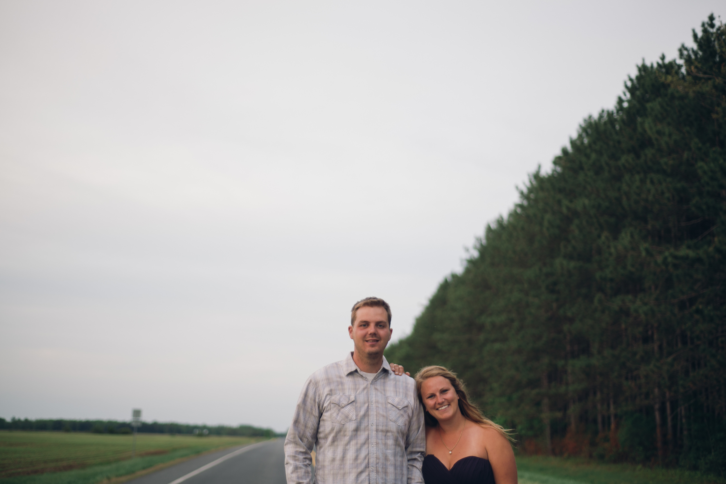 Spencerville Engagement Alabaster Jar Photography