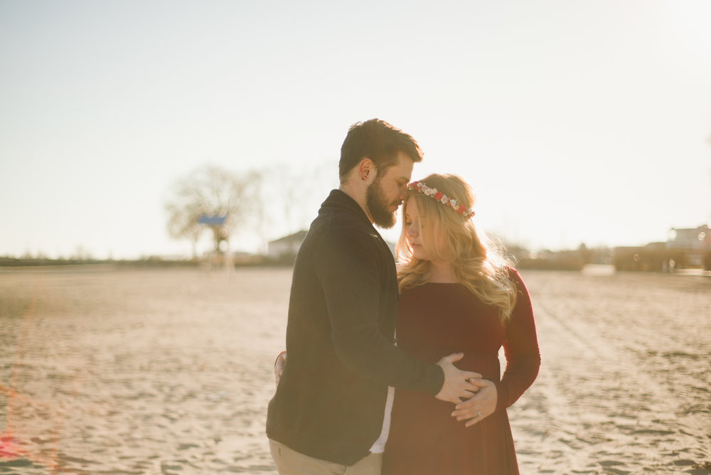 Cobourg Beach Maternity Session_AJP (6 of 33).jpg
