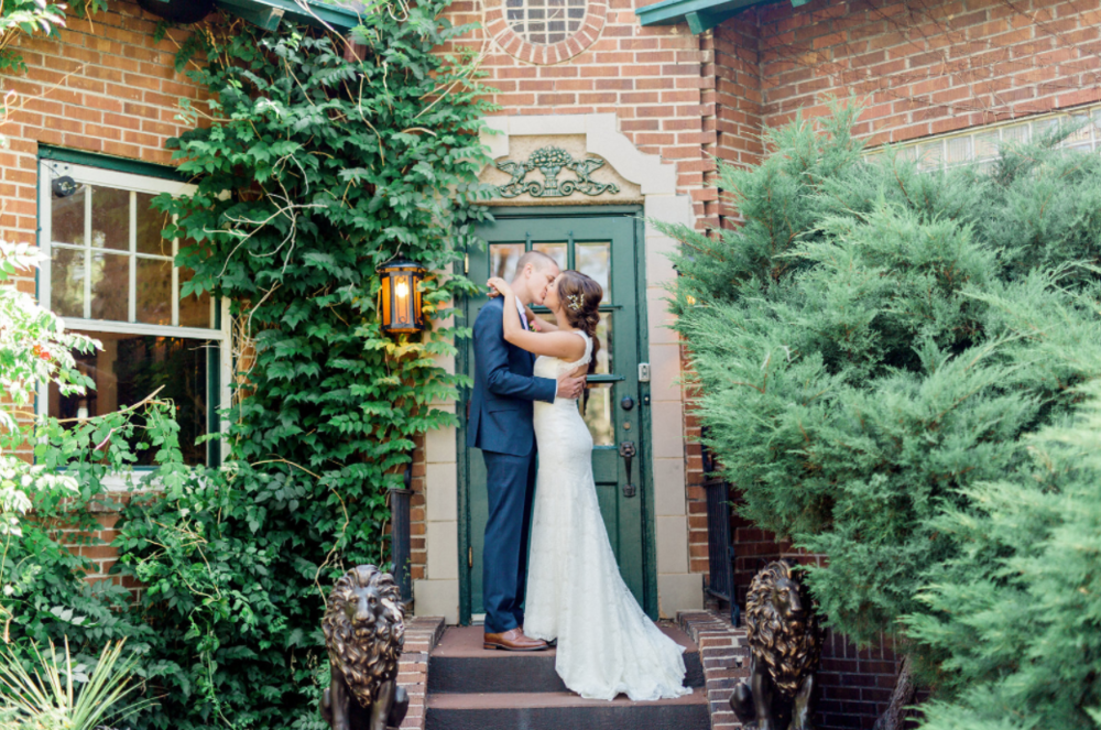 Lindsey & Evan -Sarah Tribett Photography