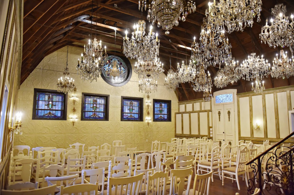 Chandelier Barn - Chris Gentile