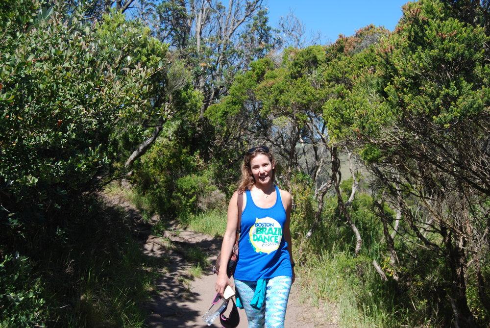 Melaina Spitzer - Bushranger Bay walk - Flinders November 17