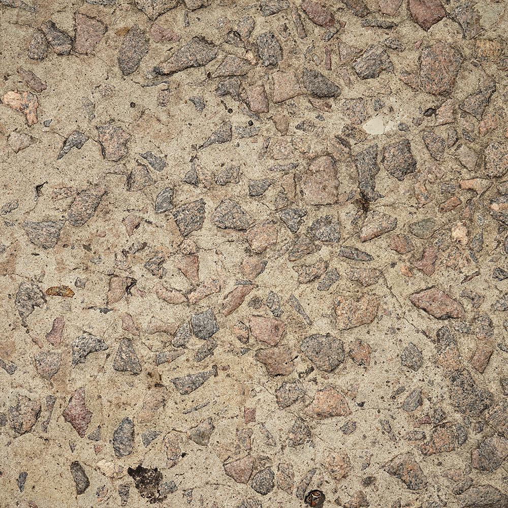 Concrete - Large Granite Aggregate