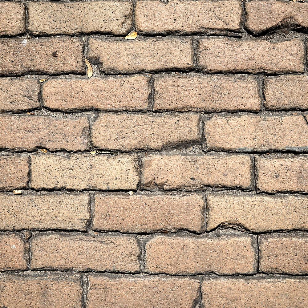 Vitrified Brick - Yellow