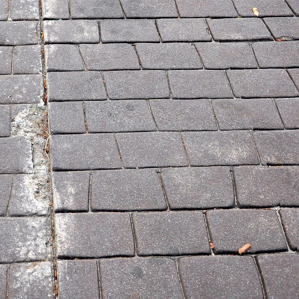 Stamped Concrete - Block Pattern