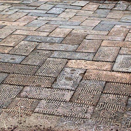 Glazed Vitrified Bricks