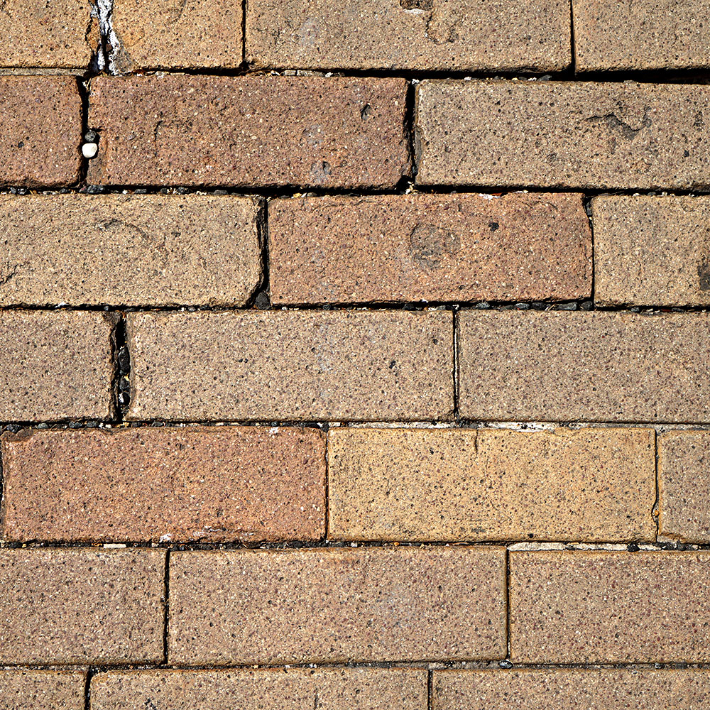 Vitrified Brick - Yellow