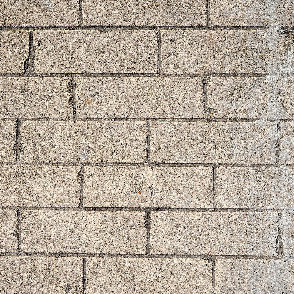 Stamped Concrete - Brick Pattern