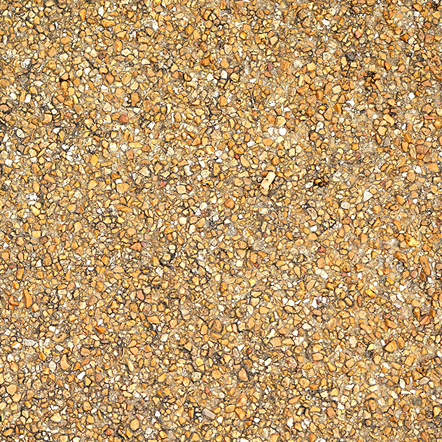 Chipseal with Meramec Stone Aggregate