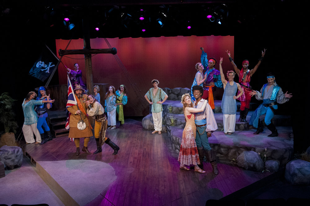 The Pirates of Penzance, Mauckingbird Theatre Company, PA
