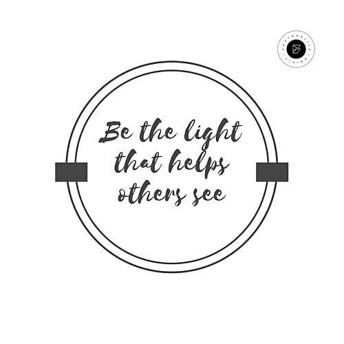 """""""Be the light that helps others see""""  #CaxtonAlileLiving #Design #lighting #lightingdesign"""