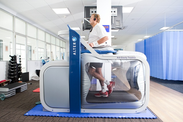 Alterg Treadmill