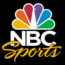 Logo credit: NBC sports logo