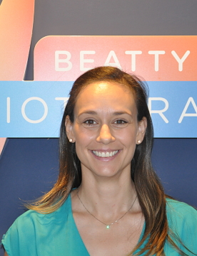 Amanda Figliomeni, Beatty park Physio