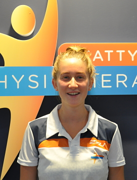 Katelyn Beaton, Beatty Park Physio