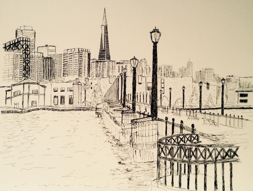 SF Embarcadero Pier 7