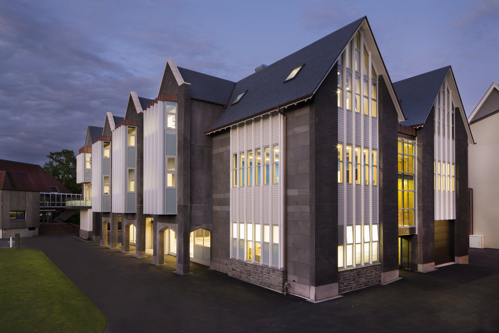 CHRIST COLLEGE, CHRISTCHURCH NEW ZEALAND