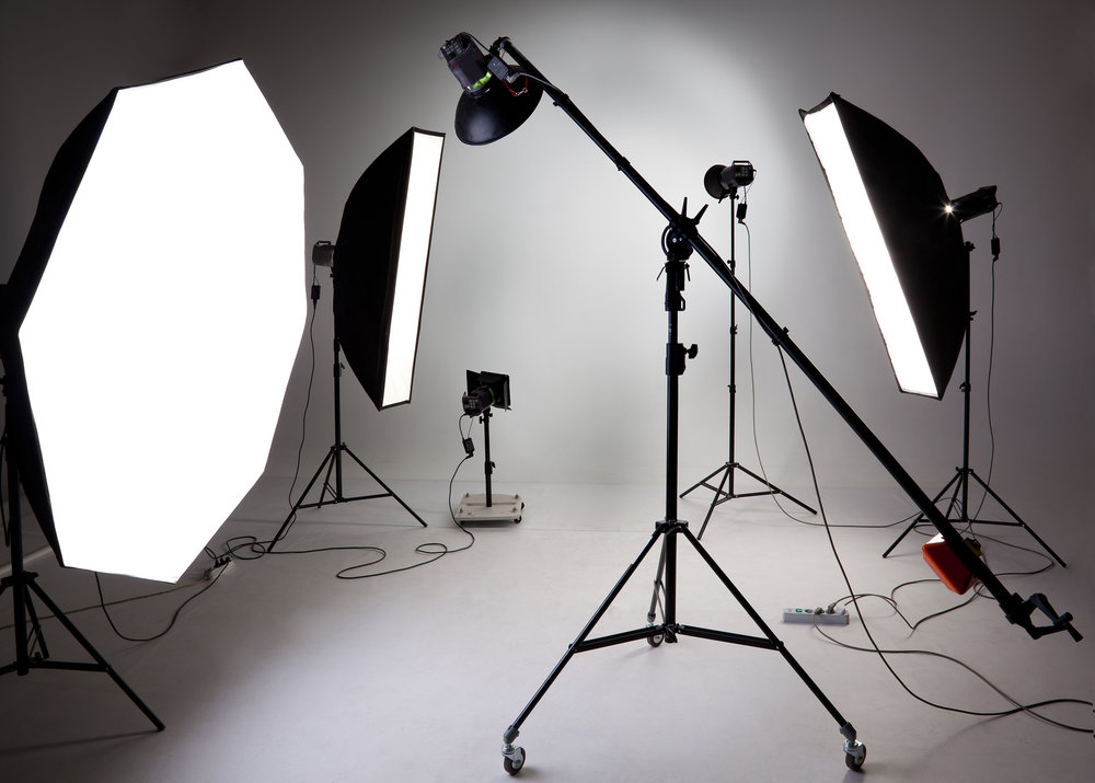 Photography Studio Hire - Redbox Photography
