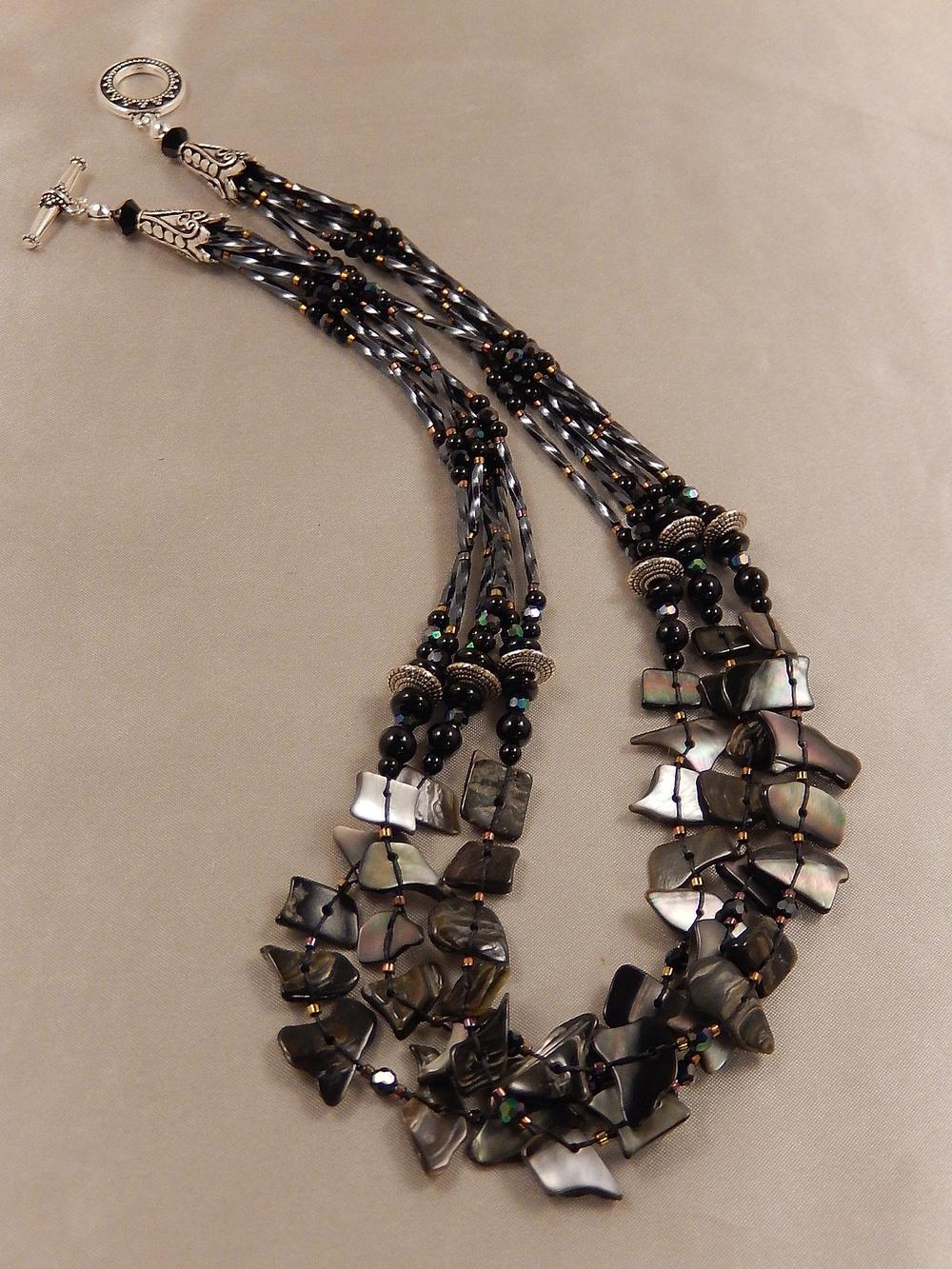 Shell Jewelry Fine Design Jewelry by Roberta Swift